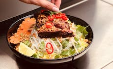 Vietnamisischer Skirt Steak Salat 2