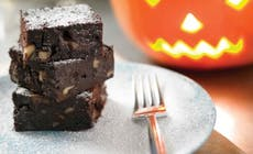 Weber  Pumpkin  Brownies  Halloween  Edition  Rt 346X318