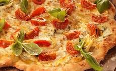 White Pizza 400X400