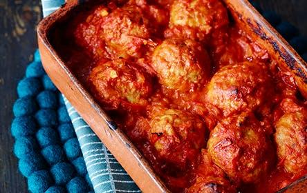 Albondigas Opskrift albóndigas en salsa | oksekød | weber opskrifter