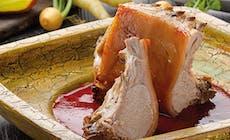 Carre De Porc A L Islandaise Tradition Islandaise