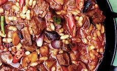 Chili Con Carne Med Cremefraiche