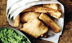Fish Chips Hernemuhennoksen Kera