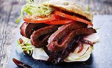 Flap Meat Burger