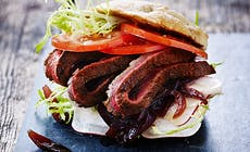 Flat Meat Burger