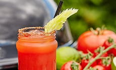 Grillad Bloody Mary
