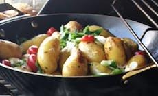 Kartofler I Wok