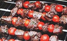 Kebab Di Agnello E Glassa Alla Salvia