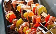Kebab Koestlichkeiten Zuschnitt Rdw
