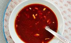 Kinesisk Sursoed Sauce