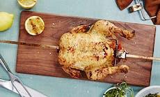 Kyckling Med Citron Och Vitloksolja