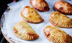 Norway  Empanadillas With  Chorizo  Stuffing