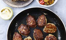 Norway  Frikadeller