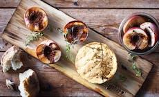Norway Big 5 0 Thyme Smoked Camembert