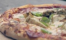Pizza Al Estilo Clasico Italiano