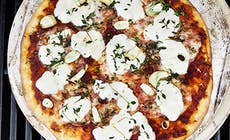 Pizza Paa Gasgrill
