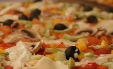 Pizza Vegetarisch 441X441