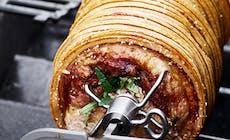 Porchetta Med Rosmarin