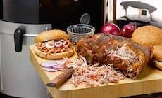 Pulled Pork Barbecues Weber Bd