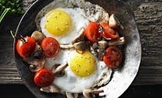 Scandinavian Forrest Fried Eggs 692X636Px 346X318