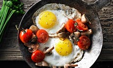 Scandinavian Forrest Fried Eggs 1 750X750