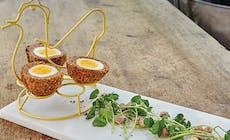 Skottilaiset Kananmunat