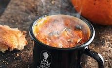 Soupe A La Citrouille Rotie Tradition Hollandaise