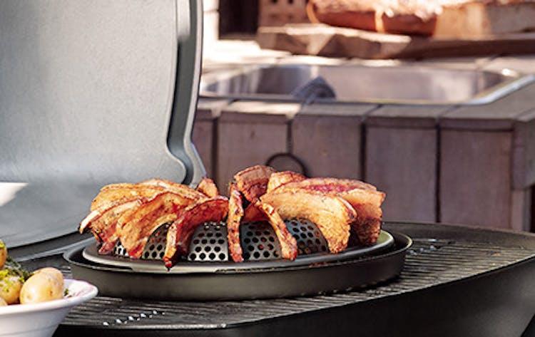 Pulled Pork På Gasgrill Q300 : Stegt flæsk svinekød weber opskrifter
