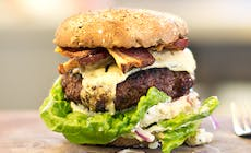 The Huntly Burger