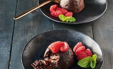 Warm  Molten  Chocolate  Cakes 11