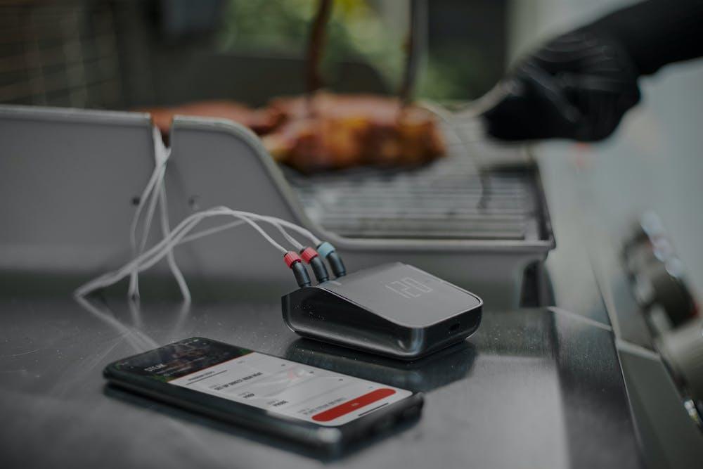 Weber Connect smart grilling hub – Tailgating 101 – Weber Grills
